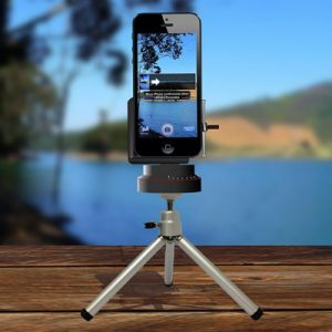 25s Wind Up Panoramic Pod with Mini-Tripod