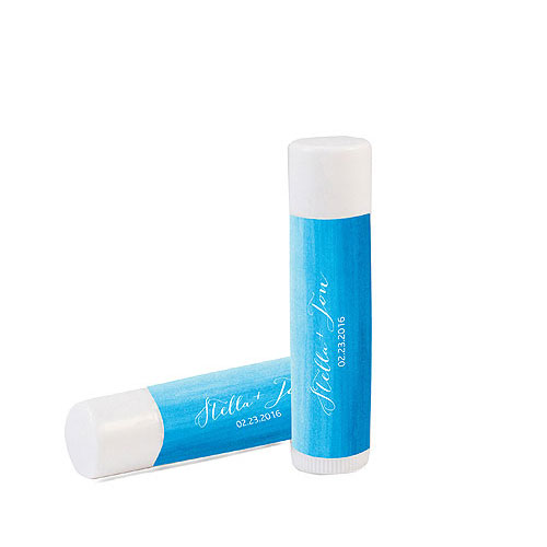 """Aqueous"" Personalized Lip Balm (12)"