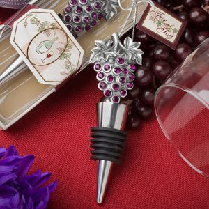 Vineyard CollectionWine Bottle Stopper  favours
