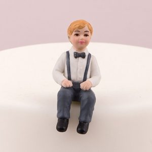 Toddler Boy Cake Topper
