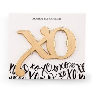 XO Bottle Opener Favour