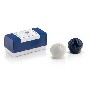 Seashell Salt & Pepper Shaker Set Wedding Favour