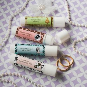 Personalized Expressions Collection Lip Balm favours