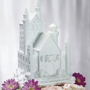 Fairy Tale Dreams Castle Cake Topper