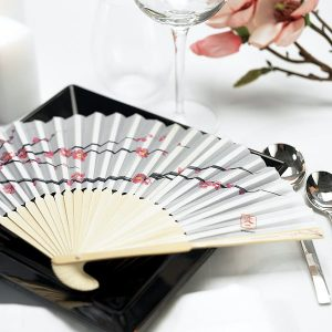 Cherry Blossom Hand Fans