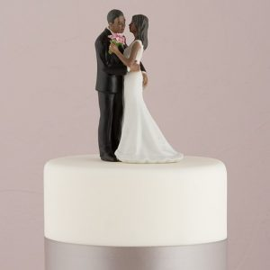 Cheeky Couple Figurine Cake Topper