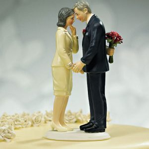 """Still in Love"" Mature Couple Figurine"