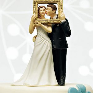 """Picture Perfect"" Couple Figurine Light Skin Tone"