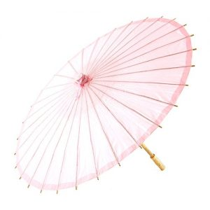 Paper Wedding Parasol Umbrella