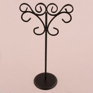 Ornamental Tall Wire Table Number Holder
