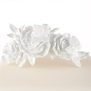 Butterfly Remove term: Porcelain Cake Topper Porcelain Cake Topper