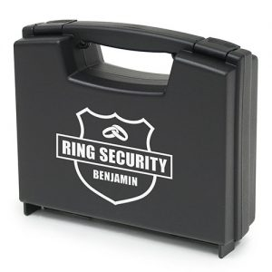 Personalised Ring Bearer Briefcase