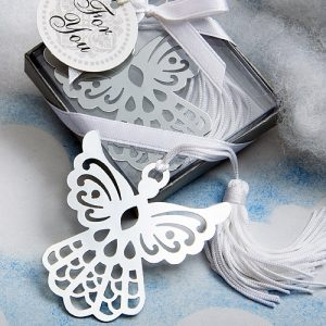 Book Lovers  CollectionAngel Bookmark favours